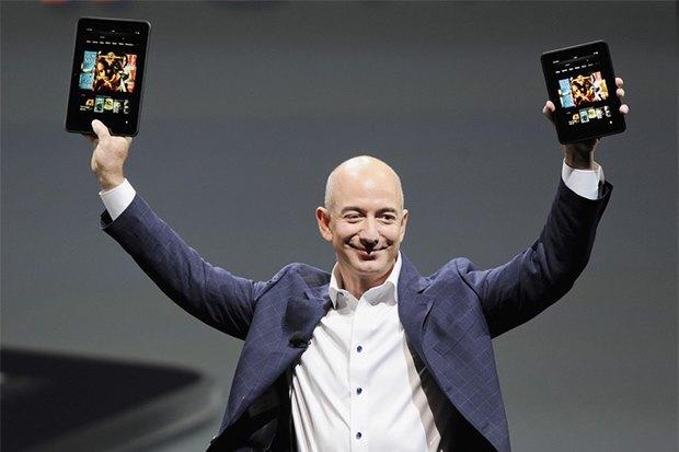 Как безумные идеи Джеффа Безоса сделали Amazon великим. Изображение № 1.