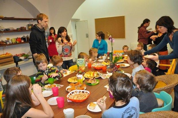 В Петербурге открылся коворкинг для родителей с детьми. Изображение № 3.