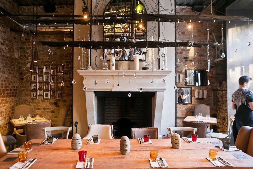 Ресторан Lesartists. Изображение № 6.