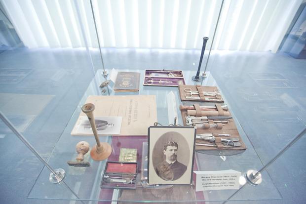 Фоторепортаж: На Богдана Хмельницкого открыли Музей истории Киева. Зображення № 29.