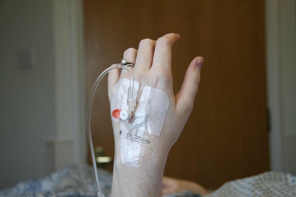 Когда твоя девушка больна: Роман Супер олечении рака в Москве. Изображение № 3.