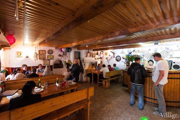 Все свои: Украинское кафе наМира. Изображение № 4.