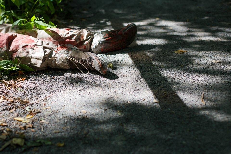 Забег зомби в «Сокольниках». Изображение № 8.