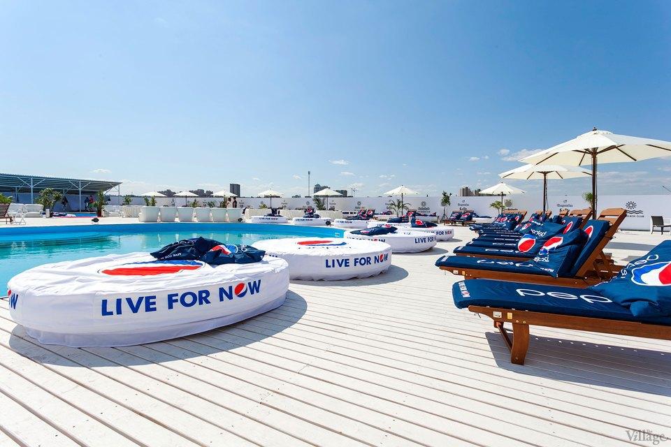 Фоторепортаж: Пляжный клуб на крыше Ocean Plaza . Изображение № 3.