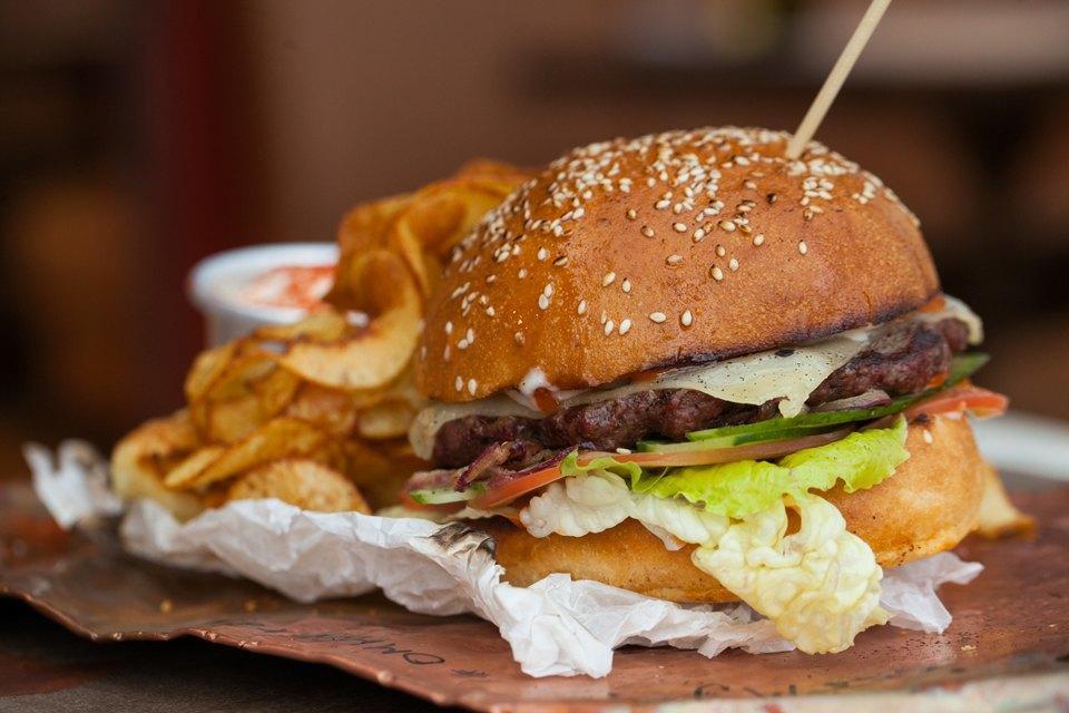 Roof Burger — 480 рублей. Изображение № 21.