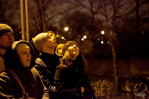 Фоторепортаж: Флешмоб с китайскими фонариками. Изображение № 10.