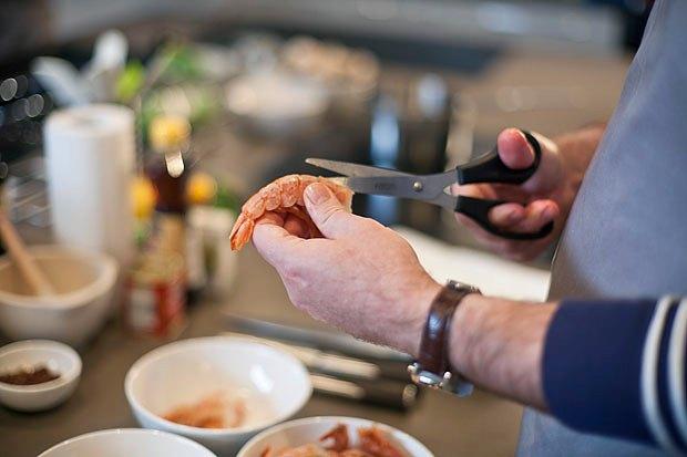Шеф дома: Том ям и сашими из тунца Геннадия Иозефавичуса. Изображение № 10.