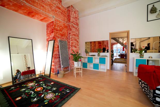 В Петербурге открылся коворкинг для дизайнеров одежды. Изображение № 3.