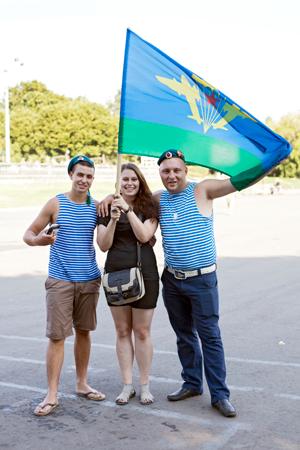 Люди в городе: Как отмечали День ВДВ в парке Горького. Изображение №39.