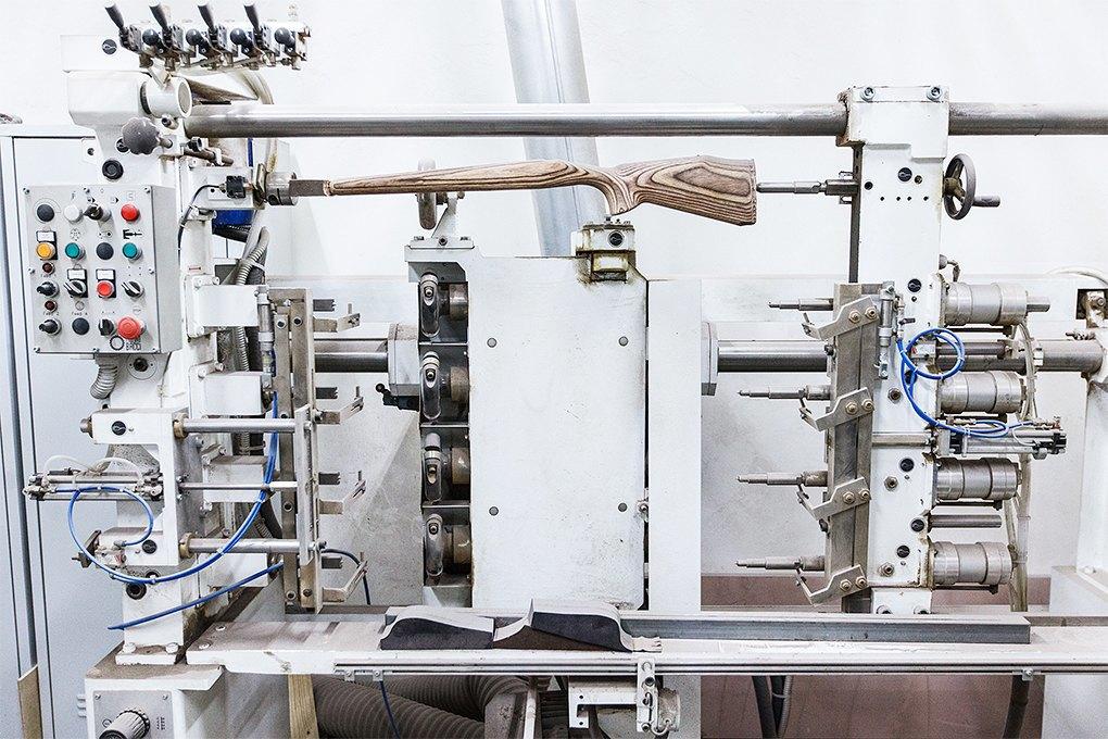 Производственный процесс: Как делают винтовки. Изображение № 28.
