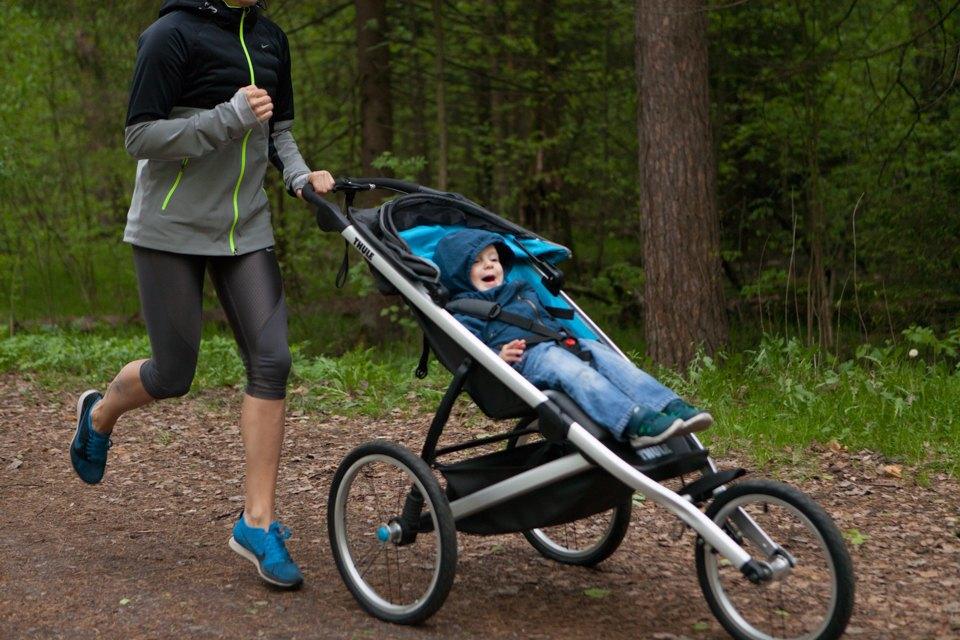 Беги, мама, беги: Тест-драйв детских колясок для бега. Изображение № 12.