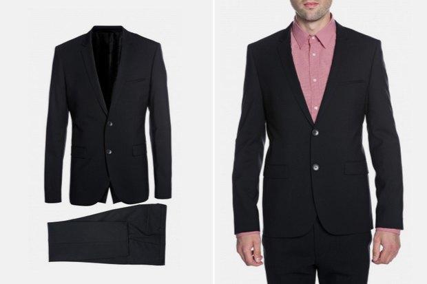 Где купить чёрный костюм: 9 вариантов от5 до45 тысяч рублей. Изображение № 7.