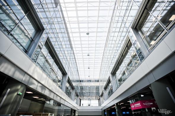 Фоторепортаж: Новый терминал аэропорта Киев — за день до открытия. Зображення № 16.