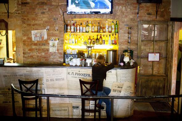 После прочтения съесть: 5 кафе при магазинах. Изображение № 34.