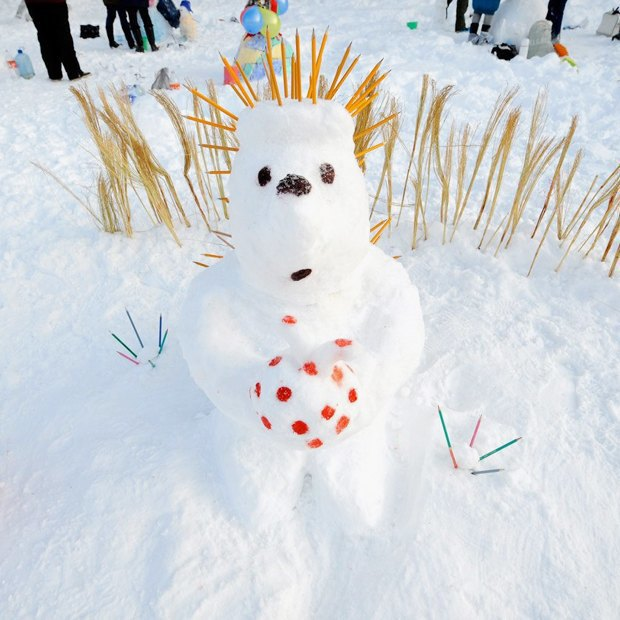 Фестиваль независимого кино, битва снеговиков и«Тупой иещё тупее— 2». Изображение № 10.