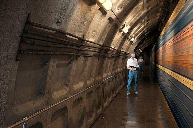 Музей метро станет интерактивным. Изображение № 4.