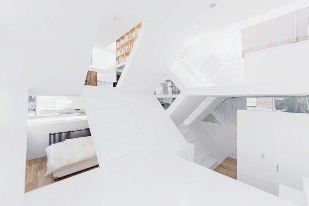 Фото: Koichi Torimura /ArchDaily, Sergio Pirrone /Architect Magazine. Изображение № 13.