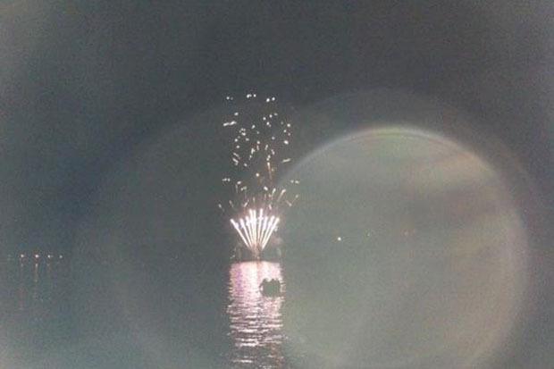 Фестиваль фейерверков в Костроме. Изображение №2.