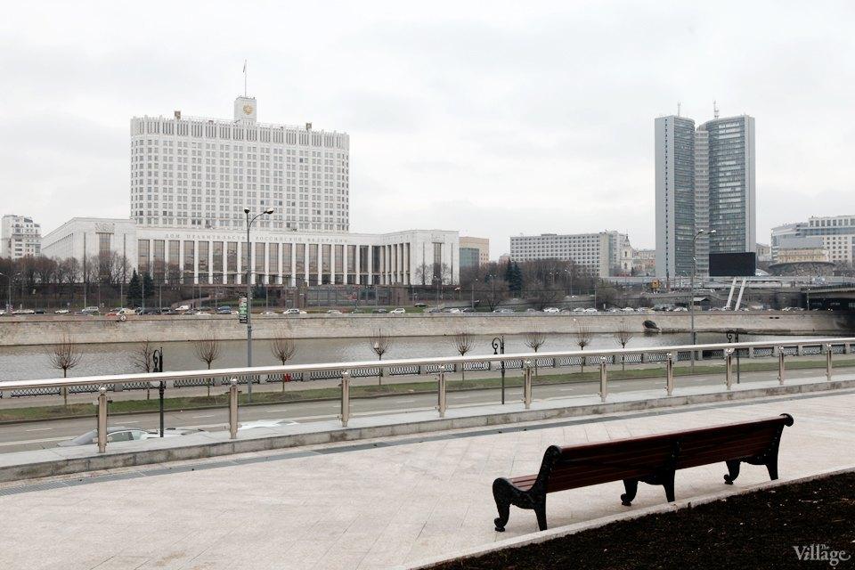 Фоторепортаж: Сквер угостиницы «Украина». Изображение № 9.