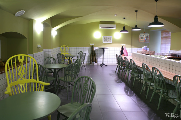 Новое место (Петербург): Кафе «Овсянка». Изображение № 11.