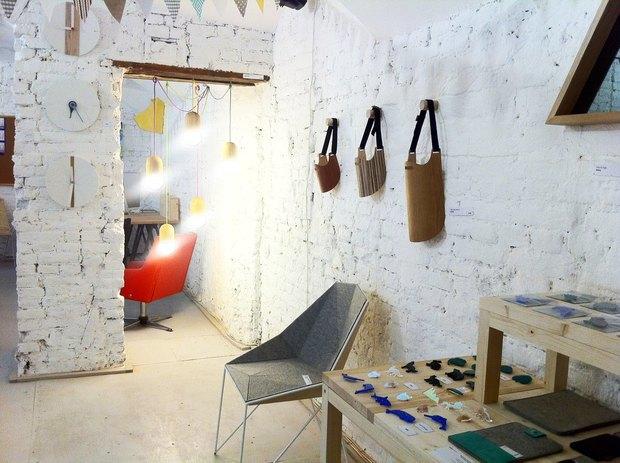 В «Тайге» открылся магазин российского предметного дизайна. Изображение № 1.