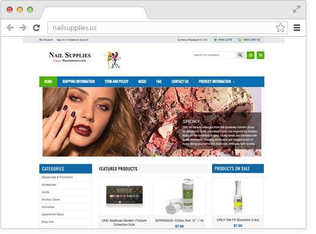 12 онлайн-магазинов косметики. Изображение № 7.