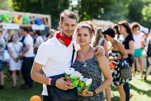 Люди в городе: Посетители фестиваля «О да! Еда!». Изображение № 29.
