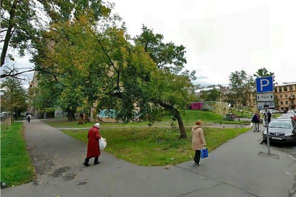 В Петербурге появится сквер имени Виктора Цоя. Изображение № 1.