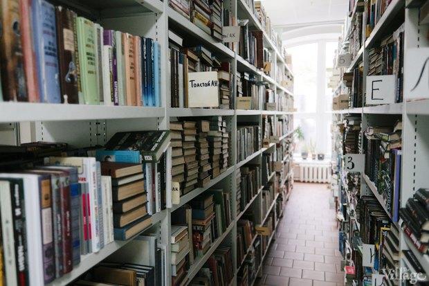 Люди в городе: Кто берёт книги в библиотеках. Изображение № 1.