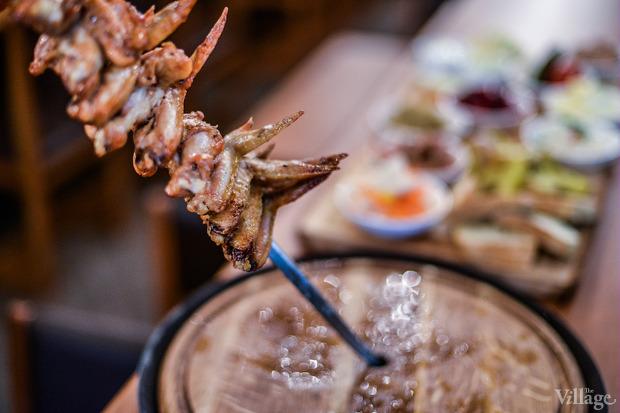 Новое место (Киев): Чураско-бар Pivbar Beer & Beef. Зображення № 30.