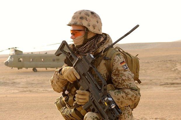 Как у них: Жители Израиля, Дании, Германии, Греции, США — о службе в армии. Изображение № 10.