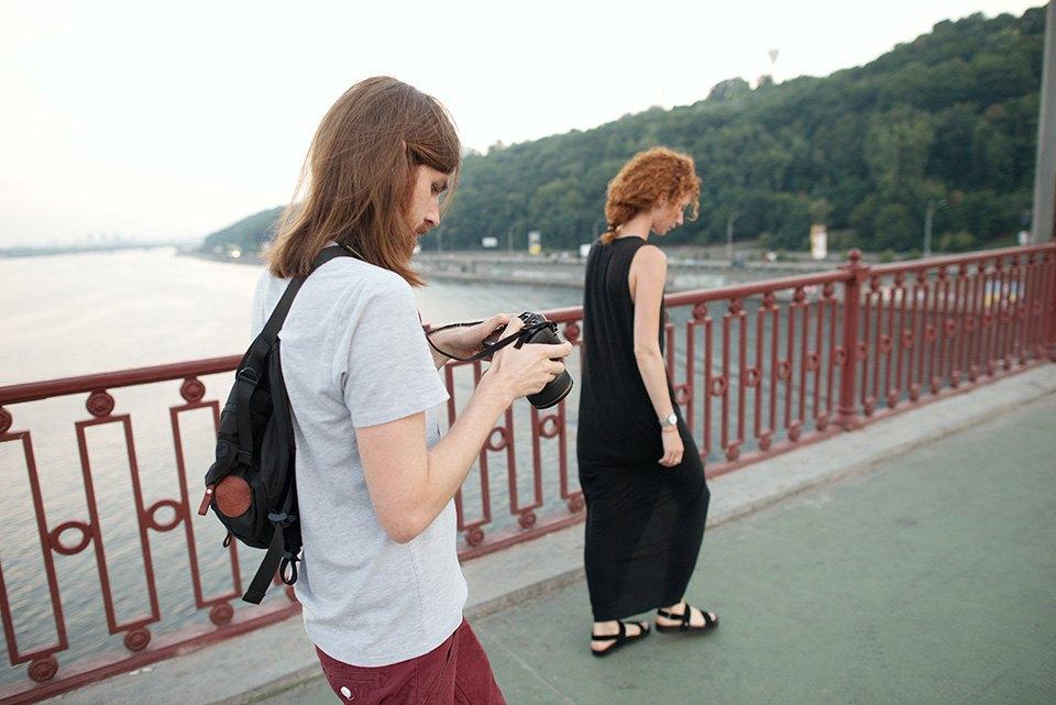 Фотопроект на Пешеходном мосту. Изображение № 25.