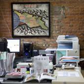 6 офисов архитектурных бюро: NB Studio, Za Bor, Speech, Wowhaus, «Один к одному», «Студия 44». Изображение № 34.