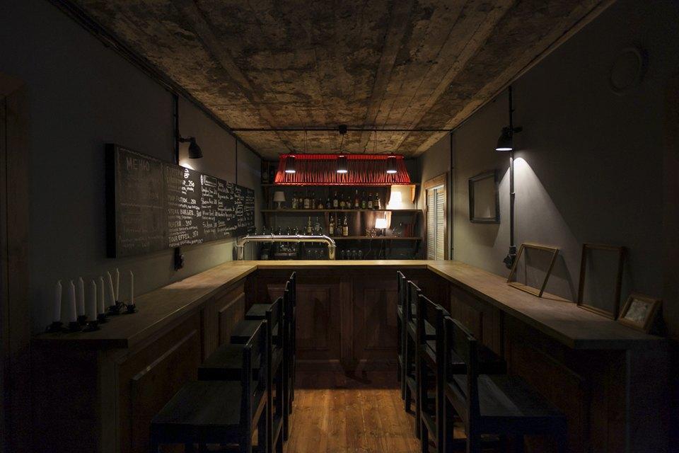 Кафе-бар The Living Room на Большой Зеленина. Изображение № 6.