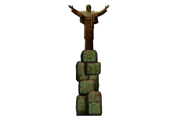 В Петербурге поручили найти место для 33-метровой статуи Иисуса Христа. Изображение № 1.