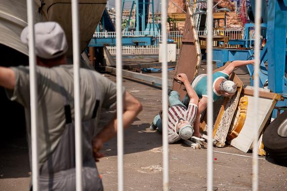 Интервью: Ольга Захарова, директор парка Горького, об итогах первого года реконструкции. Изображение № 21.