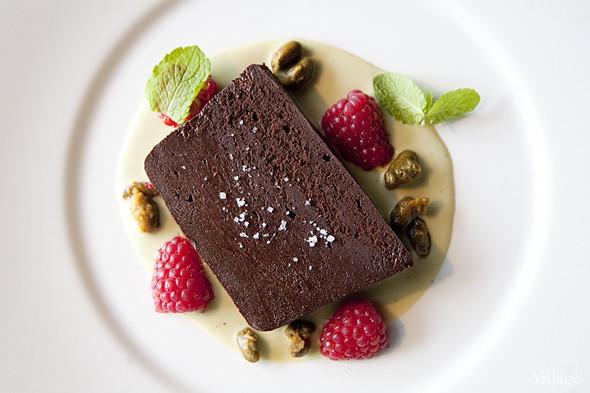 Шоколадный десерт с цветочной солью — 290 рублей. Изображение № 44.