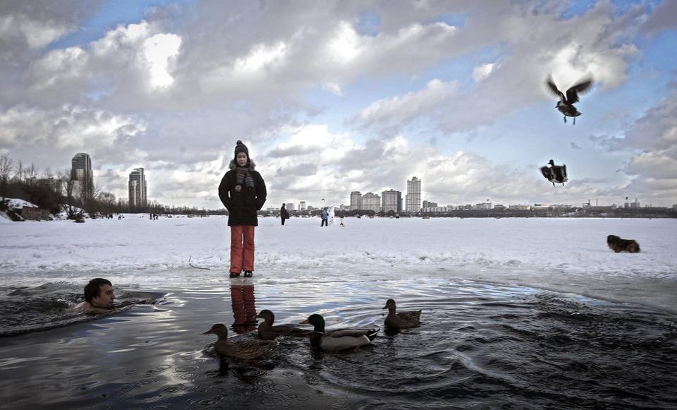Камера наблюдения: Москва глазами Сергея Пономарёва. Изображение №4.