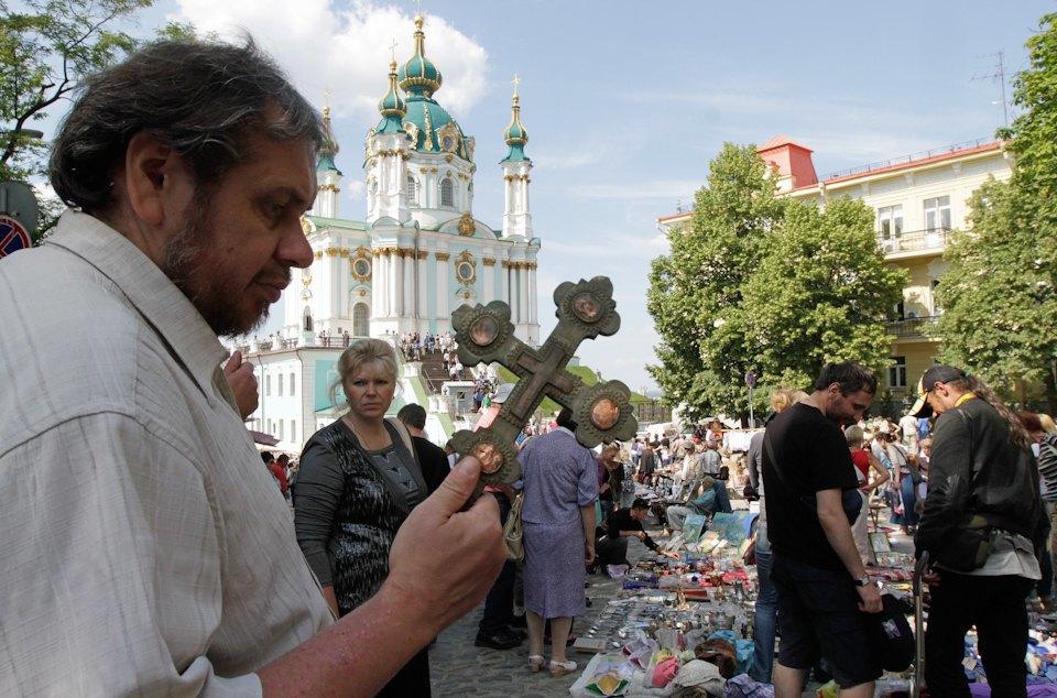 Камера наблюдения: Киев глазами Константина Черничкина. Зображення № 8.