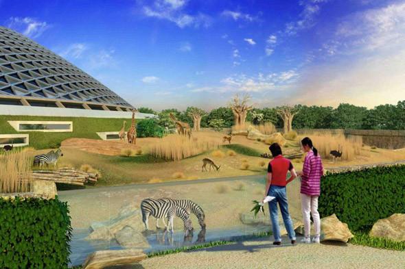 Юнтоловский зоопарк начнут строить в 2013 году. Изображение № 3.