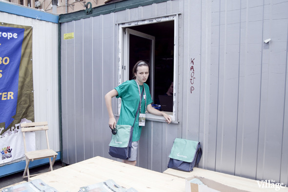 Люди в зелёном: Волонтёры — о гостях Евро-2012. Зображення № 15.