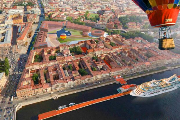 Попали в переделку: 6 проектов квартала вокруг «Новой Голландии». Изображение № 2.
