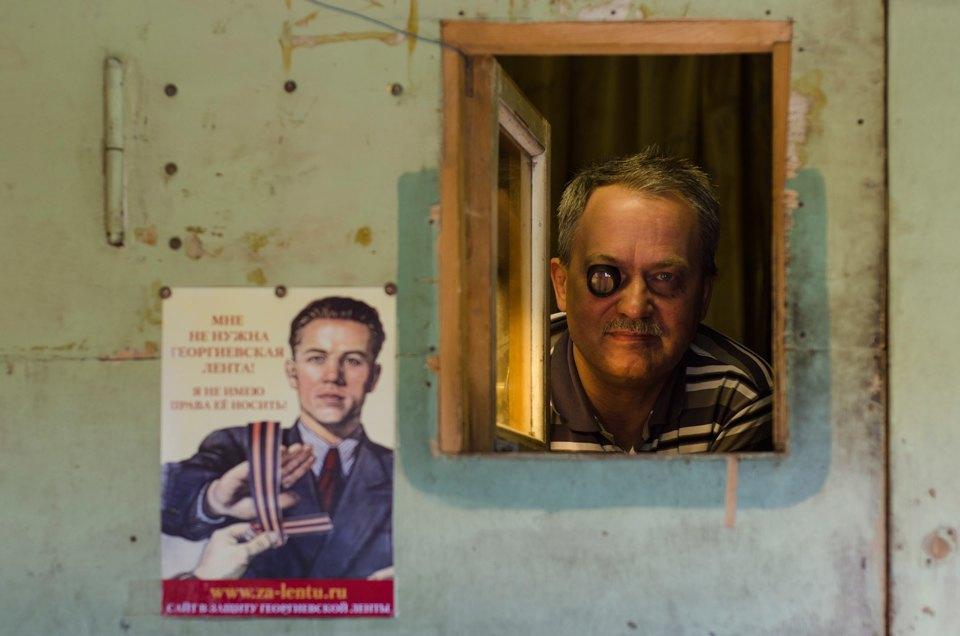 На районе: Московский глазами Роберты Корреджиа. Изображение № 11.