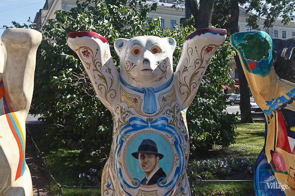 В Александровском саду выставили медведей United Buddy Bears. Изображение № 13.