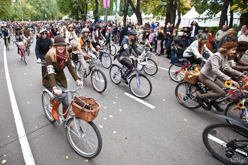 С твидом на город: Участники велопробега Tweed Ride о ретро-вещах. Изображение № 40.