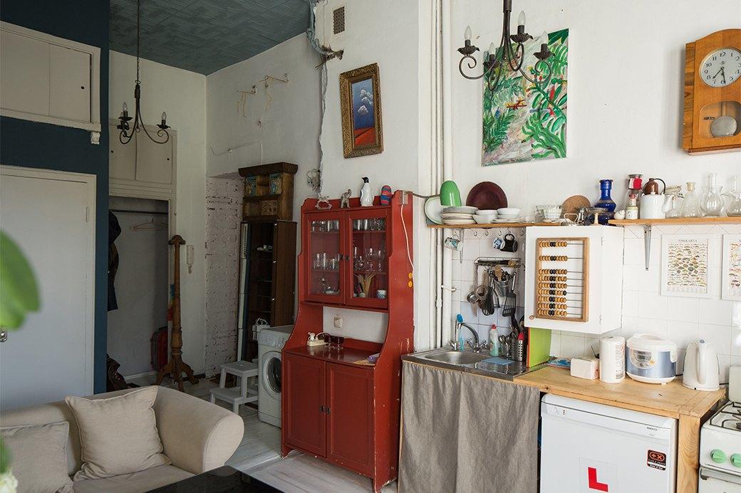 Квартира на пересечении Мойки иГороховой без кухни. Изображение № 12.