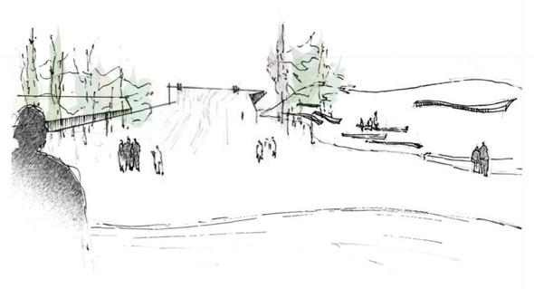 Москомархитектура выбрала 118 проектов парка в Зарядье. Изображение № 22.