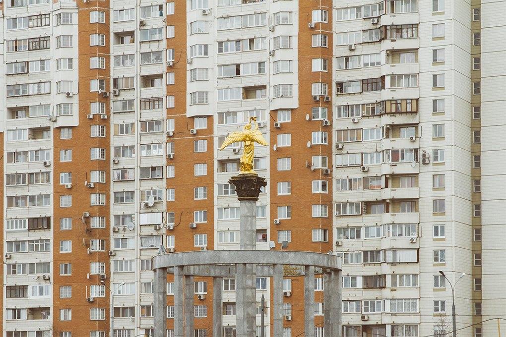Монумент «Добрый Ангел Мира» / Екатерина Васильева. Изображение № 9.