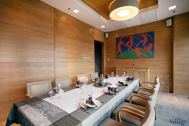 Новое место (Киев): Панорамный ресторан Matisse. Изображение № 15.