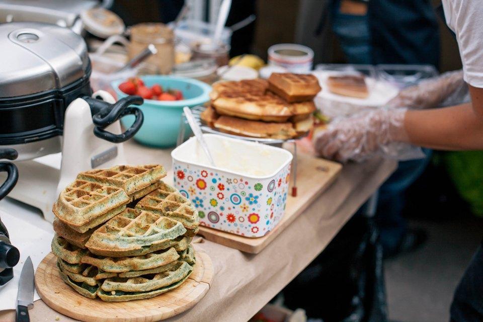 Как прошёл юбилейный Городской маркет еды. Изображение № 39.